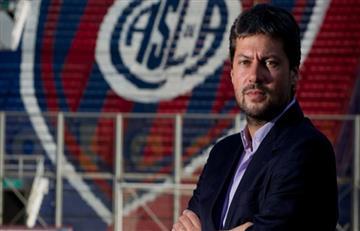"""Lammens: """"Buffarini escogió Boca por lo económico"""""""