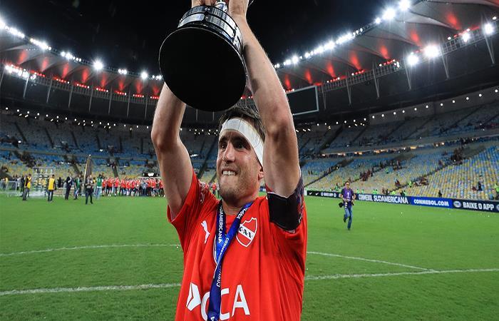 Nicolás Tagliafico. (FOTO: AFP)