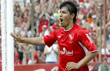 Sergio Agüero volvería a Independiente antes de lo previsto