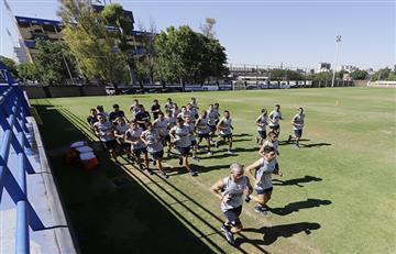 Boca arranca la pretemporada sin Cristian Pavón
