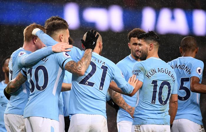 El Manchester City es el dueño absoluto de la Premier League. Foto: Twitter