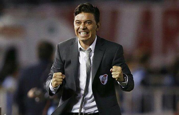 Marcelo Gallardo se queda en Nuñez hasta 2021. Foto: Facebook