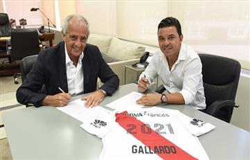 Hay Marcelo Gallardo para rato