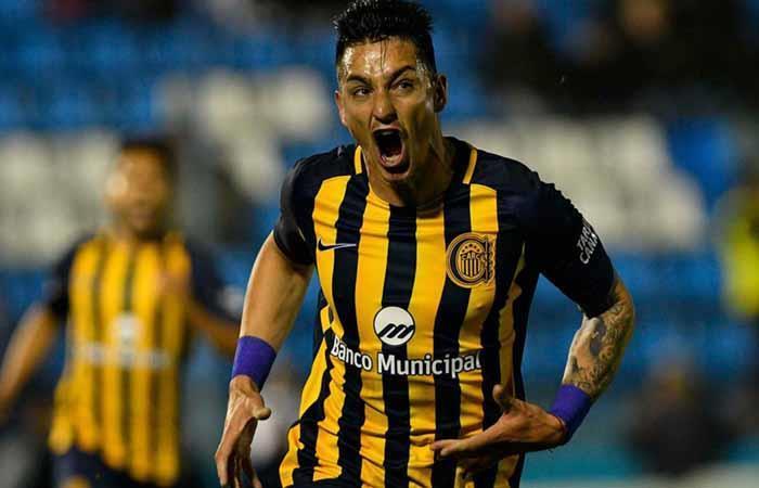 Gremio cerca de fichar a jugador de Rosario Central