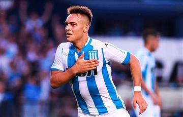 Inter de Milán presenta una oferta formal por Lautaro Martínez