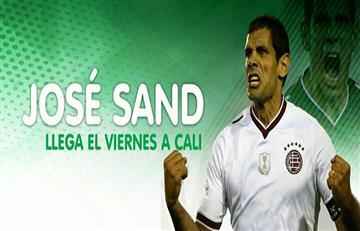 Nicolás Russo afirma que Sand si se irá al Deportivo Cali