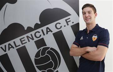 Oficial: Luciano Vietto es nuevo jugador del Valencia