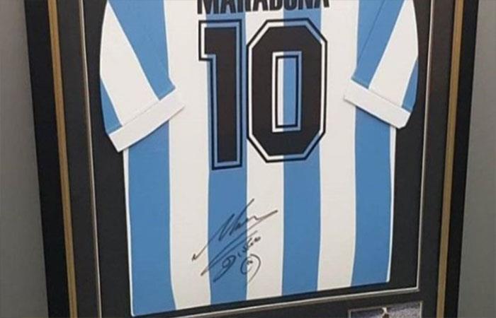 Diego Maradona (Foto: Facebook)