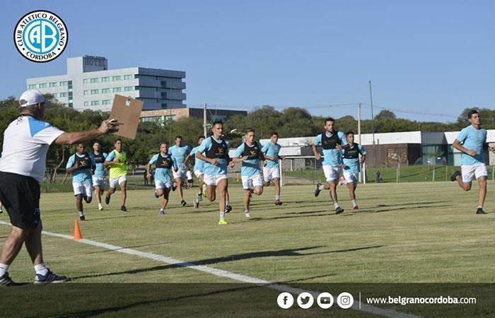 Belgrano de Córdoba se prepara para el 2018. Foto: Facebook