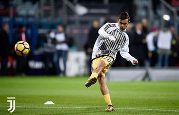 Ya se sabe el grado de la lesión de Paulo Dybala