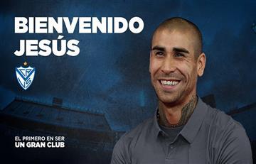 Vélez anuncia el fichaje de Jesús Méndez