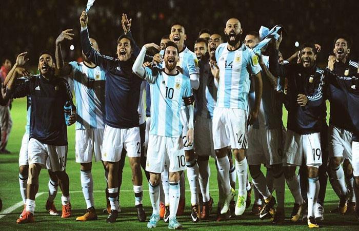 Argentina disputará amistosos contra campeones del mundo