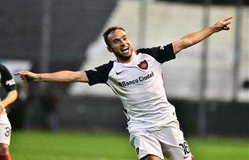 Independiente va a la carga por Fernando Belluschi