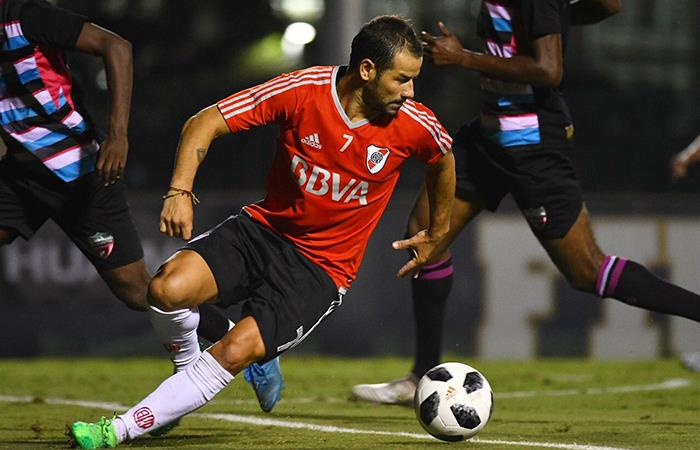Rodrigo Mora sobre su vuelta: