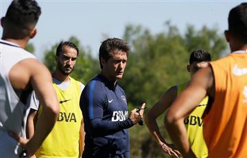 Boca se estrena con un nuevo once para el debut por el Torneo de Verano