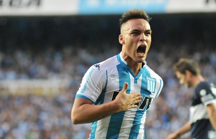 Lautaro Martínez estuvo en la mira de Boca (Foto: Facebook)