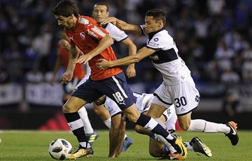 Gimnasia derrotó por 5-3 a Independiente por el Torneo de Verano