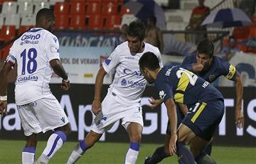 Godoy Cruz se impuso 3-2 ante Boca Juniors por el Torneo de Verano