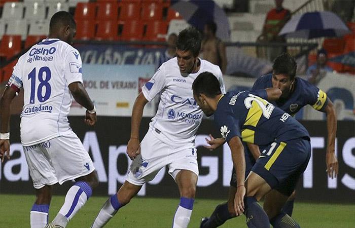 Godoy Cruz derrotó 3-2 a Boca Juniors (Foto: Twitter)