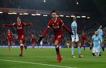 Liverpool derrotó al Manchester City por 4-3 con pobre actuación de los argentinos