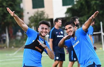 Claudio Biaggio planea poner un once alternativo ante Huracán