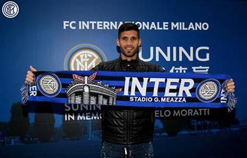 Inter de Milán ya oficializó el fichaje de Lisandro López
