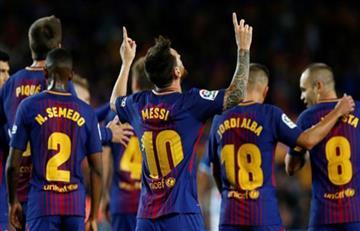 Barcelona con Messi visita al Espanyol por un lugar en las semifinales de la Copa del Rey