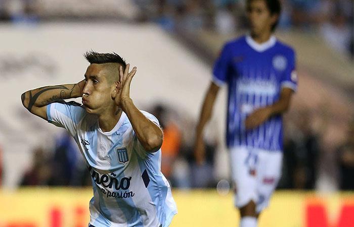 Ricardo Centurión, muy cerca de Racing. (AFP). Foto: AFP