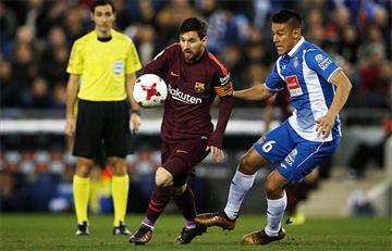 Y un día llegó: Barcelona perdió ante Espanyol por la Copa del Rey