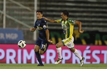 Boca suma su segunda derrota durante el año ante Aldosivi