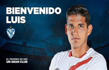 Peruano será el nuevo refuerzo de Vélez Sarsfield