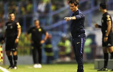 Guillermo plantea rearmar el equipo para enfrentar a River