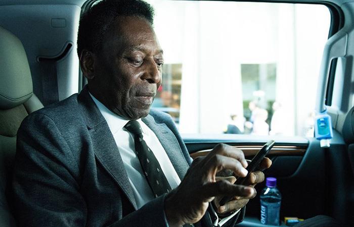 El motivo de la internación de Pelé fue un