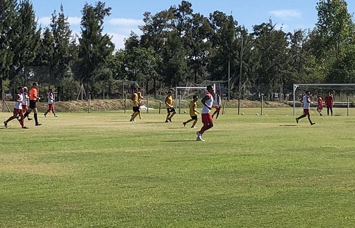 Argentinos goléo 7-2 a Comunicaciones por un partido amistoso (Foto: Twitter)