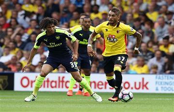Leicester City derrotó al Watford de Roberto Pereyra por 2-0