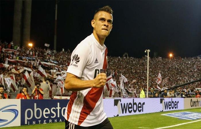 River Plate venció 1-0 a Boca Juniors (Foto: Twitter)