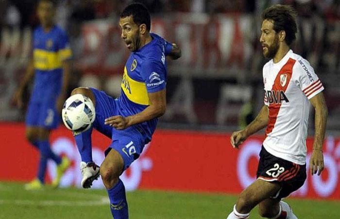 Boca y River se enfrentan por el Torneo de Verano. (AFP)