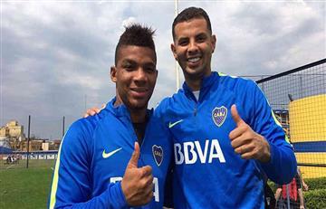 La decisión final de Boca Juniors sobre Edwin Cardona y Wilmar Barrios