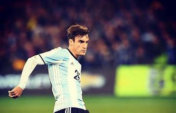 """Nicolás Tagliafico: """"Tengo que perfeccionarme para estar en la Selección"""""""