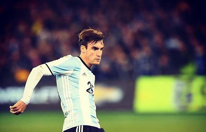 Nicolas Tagliafico se ilusiona de llegar a la Selección absoluta. Foto: Facebook