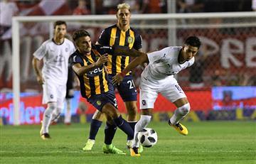 Central no pudo ante Independiente e igualaron 1-1 por la fecha 11 de la Superliga