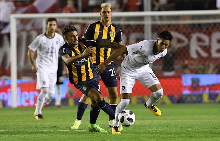 Rosario e Independiente igualaron 1-1 (Foto: Twitter)