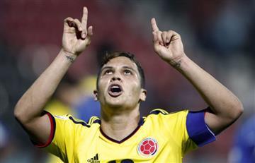 Juan Fernando Quintero ya se entrena con River Plate