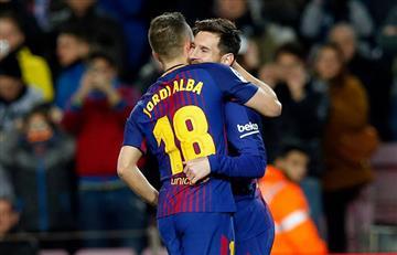A semifinales: Barcelona le ganó 2-0 al Espanyol por la Copa del Rey
