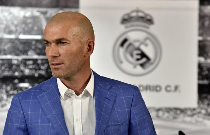 Zinedine Zidane tendría los días contados en el Real Madrid. (AFP). Foto: AFP