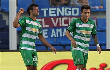 Banfield derrotó 2-1 a Tigres por la fecha 13 de la Superliga