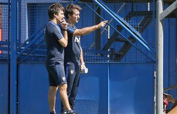 Boca Juniors: Guillermo ya tiene el once para recibir a Colón