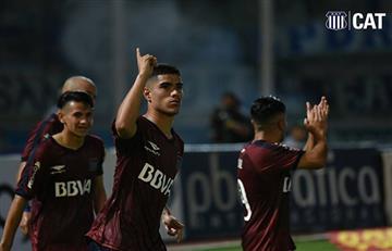 Talleres se llevó un triunfazo por 2-0 ante San Lorenzo por la fecha 13 de la Superliga