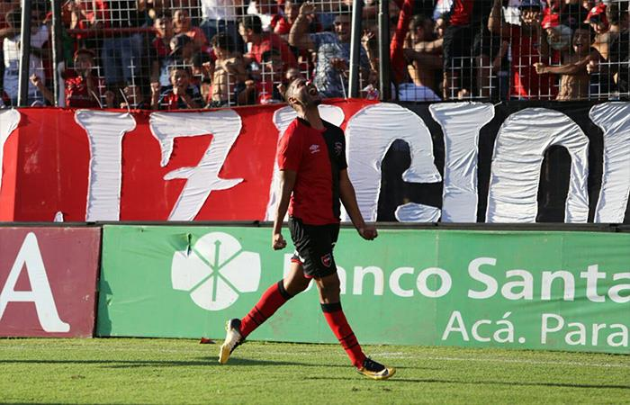 Newell's se impuso 2-1 ante Arsenal. Foto: Twitter