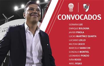 River Plate: El regreso de Rodrigo Mora